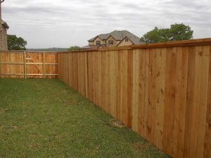 Fence me some privacy